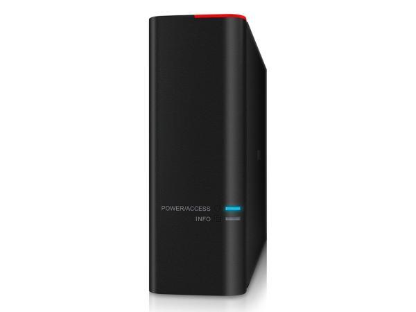 バッファロー HD-SH12TU3 法人向け 外付けHDD 1ドライブモデル 12TB(HD-SH12TU3)【smtb-s】