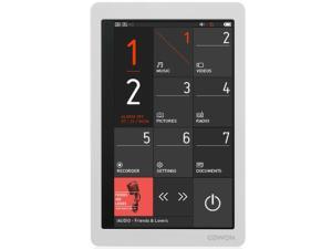 COWON MP3 プレーヤー ホワイト 32GB (X9-32G-WH)【smtb-s】