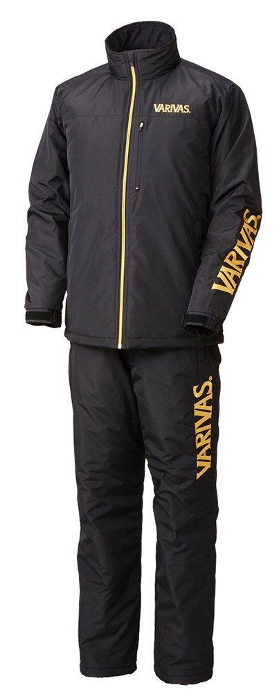 モーリス ウォームスーツ VAAW-22 ブラックxゴールド L【smtb-s】