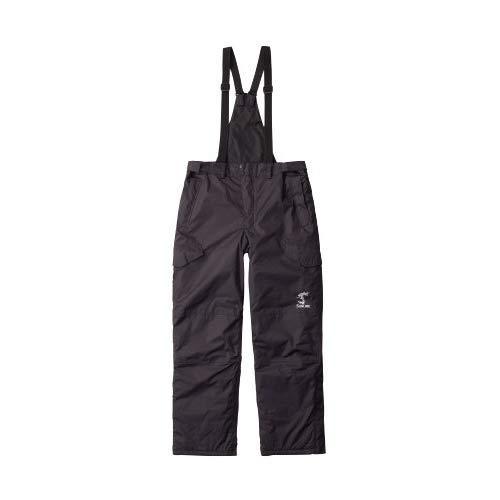 サンライン 防寒サロペットパンツ SUW-1211 ブラック 3L【smtb-s】