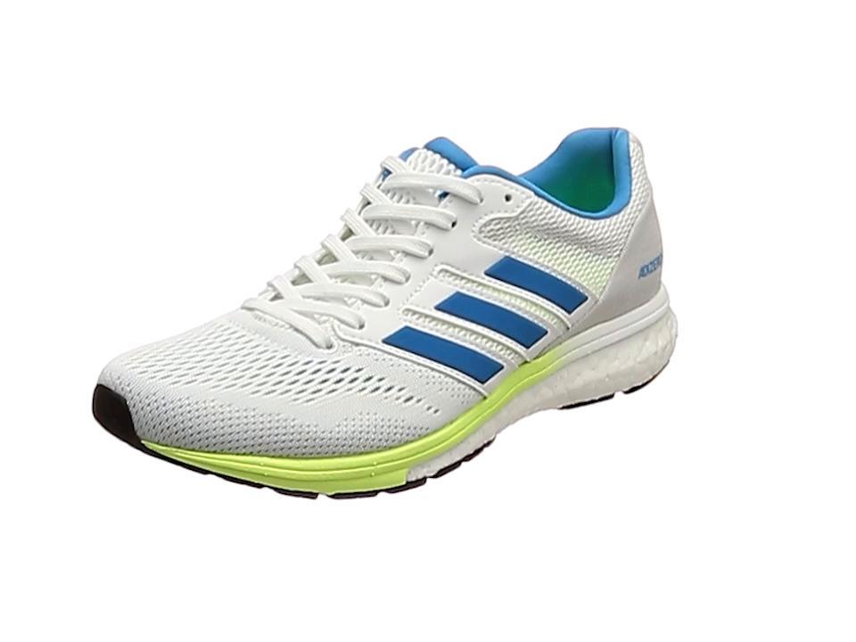 adidas 91_ADIZEROBOSTON3W (B37385) [色 : RUNWHT/ショックシ] [サイズ : 250]【smtb-s】