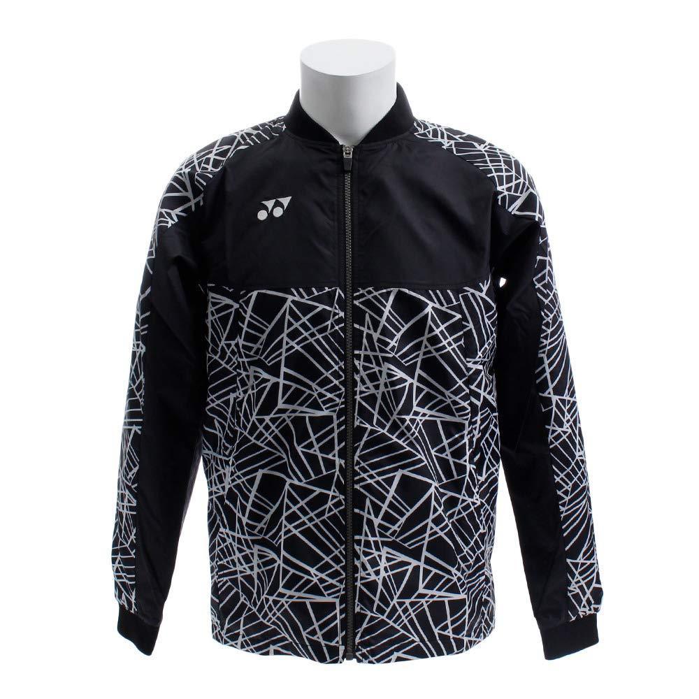ヨネックス メンズウィンドウォーマーシャツ (70060) [色 : ブラック] [サイズ : XO]【smtb-s】
