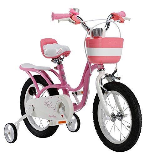 ROYAL BABY 【Royalbaby】RB-WE LITTLE SWAN 16 pink 子供車 (37299) ※北海道、沖縄、離島配送不可【沖縄・離島への配送不可】【smtb-s】