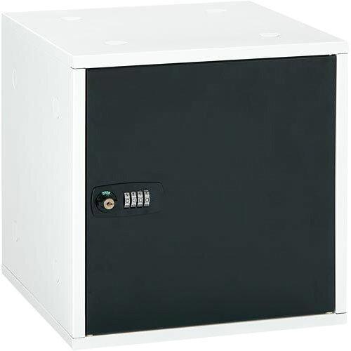 アスカ SB500BK 組み立て式収納ボックス SB500BK ブラック【smtb-s】