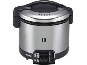 リンナイ ガス炊飯器 【こがまる】 0.5~3.5合 ブラック RR-035GS-D 13A(都市ガス用)【smtb-s】