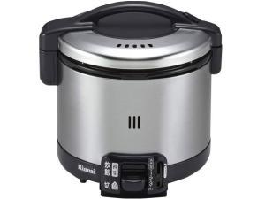 リンナイ ガス炊飯器 【こがまる】 0.5~3.5合 ブラック RR-035GS-D LPG(プロパンガス用)【smtb-s】