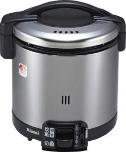 リンナイ ガス炊飯器【こがまる】 1~5.5合 ブラック RR-055GS-D LPG(プロパンガス用)【smtb-s】