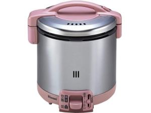 リンナイ ガス炊飯器【こがまる】 1~5.5合 ローズピンク RR-055GS-D(RP) LPG(プロパンガス用)【smtb-s】