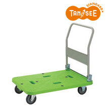 オリジナル TANOSEE 樹脂運搬車 W600×D900×H858mm 220kg荷重(TGK-JUD220)【smtb-s】