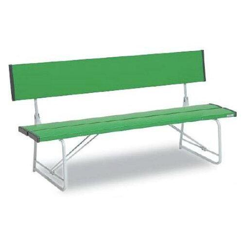 テラモト コマーシャルベンチ1500 折畳 緑(BC3002151)【入数:2】【smtb-s】