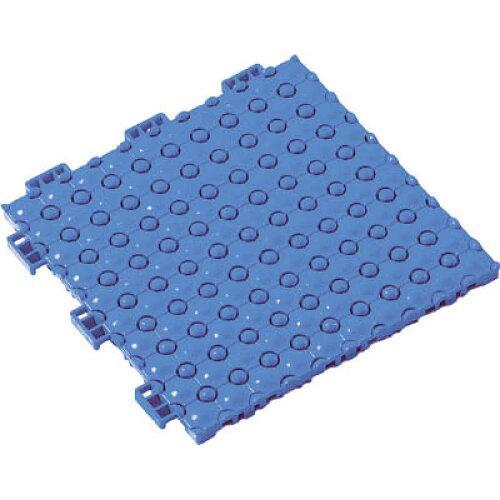 【送料無料】 テラモト 抗菌フミンゴ(屋内用)ブルー 300×300(MR0850763)【入数:40】【smtb-s】