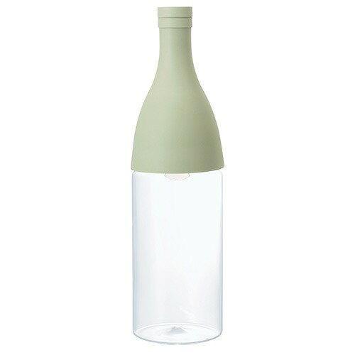 HARIO(ハリオ) ハリオ フィルターインボトル・エーヌスモーキーグリーンFIE-80-SG【入数:18】【smtb-s】