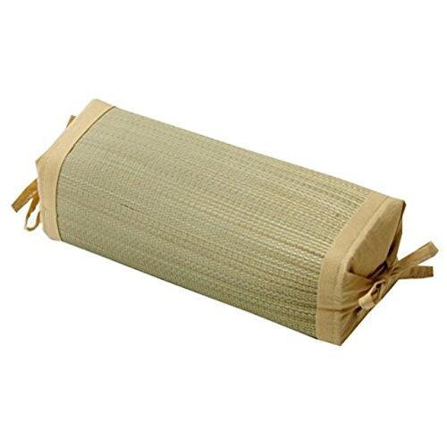 イケヒコ・コーポレーション(IKEHIKO) お昼寝い草まくらベージュモデル30×15BE【入数:40】【smtb-s】