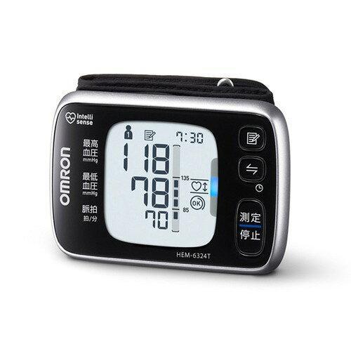 オムロン 手首式血圧計HEM-6324T【入数:10】【smtb-s】
