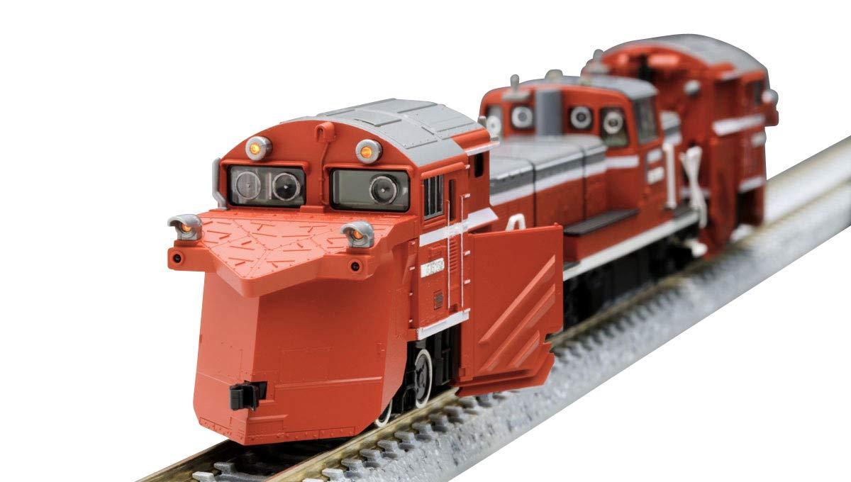 トミーテック(TOMYTEC) 2240 【Nゲージ】2240 JR DE15-2500形ディーゼル機関車(JR西日本仕様・単線用ラッセルヘッド付)【smtb-s】