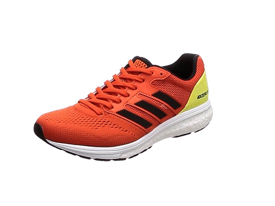 adidas 91_ADIZEROBOSTON3WIDE (B37389) [色 : アクティブORGS19] [サイズ : 225]【smtb-s】