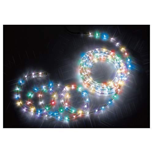 ジェフコム LEDソフトネオン(40mmピッチ・フルカラータイプ)【smtb-s】