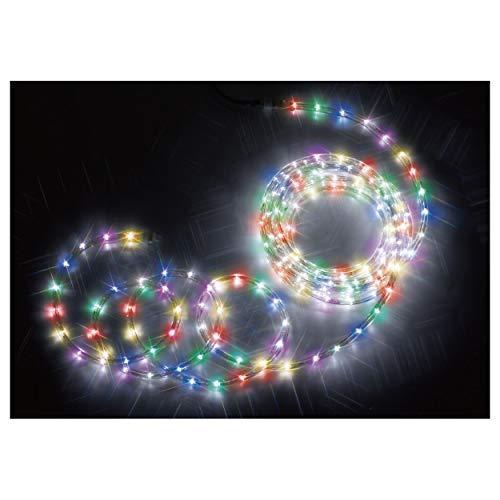 ジェフコム LEDソフトネオン(40mmピッチ・ミックスカラータイプ)【smtb-s】