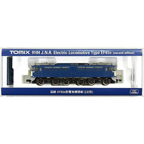 トミーテック 9104 国鉄 EF65-0 (2次型)【smtb-s】