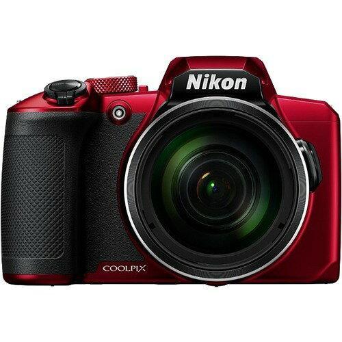 ニコン B600RD コンパクトデジタルカメラ COOLPIX(クールピクス) レッド(COOLPIX B600)【smtb-s】