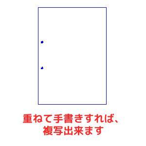 トヨシコー ノーカーボン レーザープリンター用紙 #60 1面2穴 A4 1.000枚入り (サイズ:A4 数量:1.000枚/1ケース)【smtb-s】