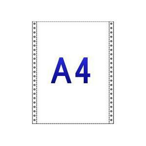 """トヨシコー 良切:連続応用用紙 A4 (ストックフォーム) 9.27""""x11 2/3"""" 2P (2枚複写) (サイズ:9.27""""x11 2/3"""" 数量:1.000set/1ケース)【smtb-s】"""