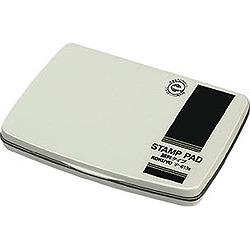 送料無料 コクヨ スタンプ台 顔料タイプ大形 盤面108x66mm黒 海外限定 IP-613D 送料込