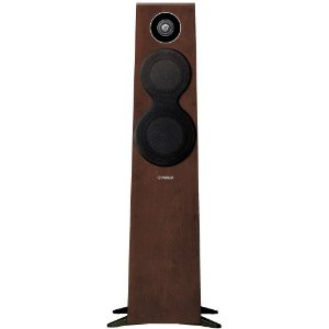 ヤマハ トールボーイ型高音質スピーカー (ブラウンバーチ) (NS-F700 (MB))【smtb-s】
