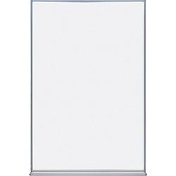 コクヨ ホワイトボード無地外寸法600/66/909ホーロー (FB-32WNC)
