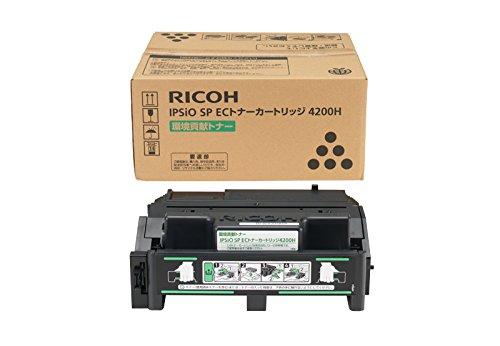 リコー IPSiO SP ECトナーカートリッジ 4200H【smtb-s】