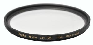 ケンコー Kenko フィルターL41(UV) 58mm(ZETA L41(UV) 58S)