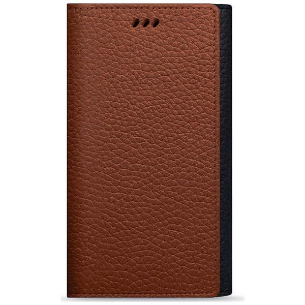 Araree AR5713I6 iPhone6 (4.7) 手帳型 Z-folder お財布ケース ブラウン+ブラック【smtb-s】