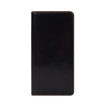 LB8025I7 iPhone 7用 手帳型 Tuscany Belly ブラック LAYBLOCK LB8025i7【smtb-s】
