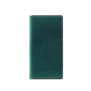 SD8096I7 iPhone 7用 手帳型レザーケース Minerva Box Leather Case ブルー SLG Design SD8096i7【smtb-s】