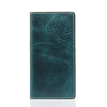 SD8103I7 iPhone 7用 手帳型 Badalassi Wax case グリーン SLG Design SD8103i7【smtb-s】