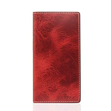 SD8104I7 iPhone 7用 手帳型 Badalassi Wax case レッド SLG Design SD8104i7【smtb-s】