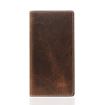 SD8105I7 iPhone 7用 手帳型 Badalassi Wax case ブラウン SLG Design SD8105i7【smtb-s】