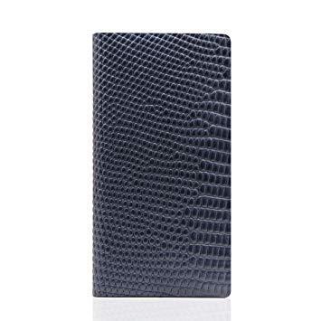SD8110I7 iPhone 7用 手帳型 Lizard Case ブルー SLG Design SD8110i7【smtb-s】