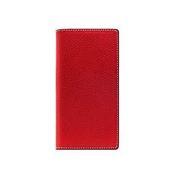 SD8145I7P iPhone 7 Plus用 手帳型レザーケース Minerva Box Leather Case レッド SLG Design SD8145i7P【smtb-s】