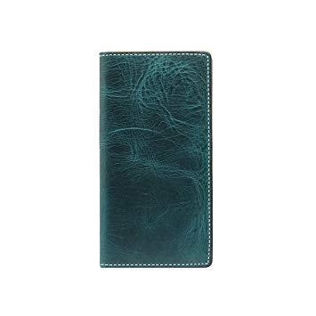 SD8148I7P iPhone 7 Plus用 手帳型 Badalassi Wax case グリーン SLG Design SD8148i7P【smtb-s】