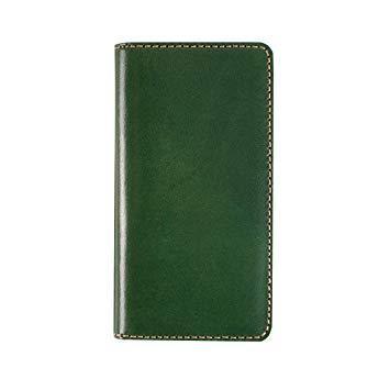 LAYBLOCK LB10230I8 iPhone X用 手帳型 Tuscany Belly グリーン LB10230I8【smtb-s】
