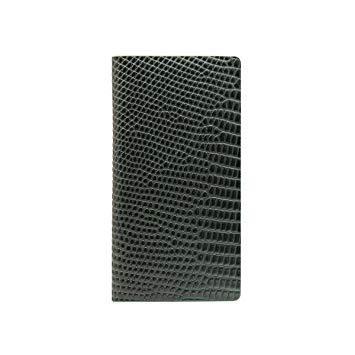 SLG Design SD10528I8 iPhone X用 手帳型 Lizard Case グリーン SD10528I8【smtb-s】