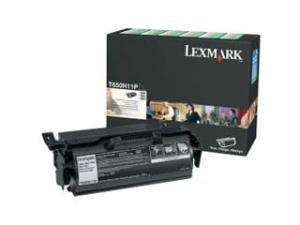 LEXMARK レックスマークレーザープリンタ リターンプログラムトナーカートリッジ・ブラック(大容量/25000枚) T650H11P【smtb-s】