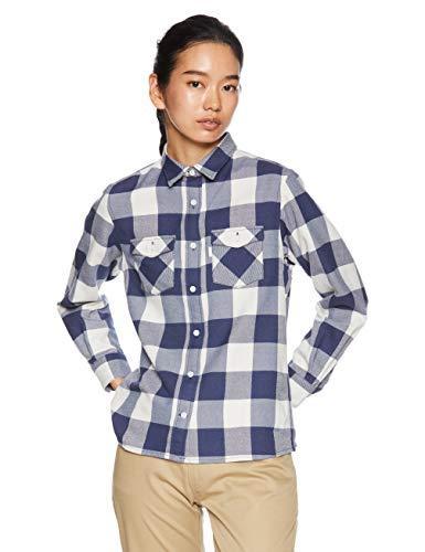 ブレスサーモウールトレイルシャツ W A2MC8703 カラー:14 サイズ:L【smtb-s】