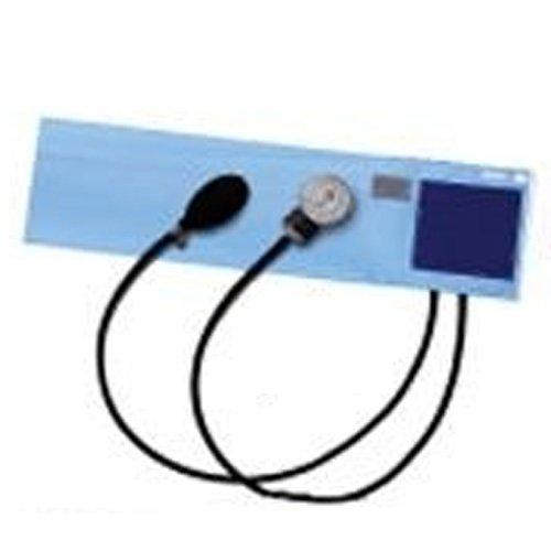 フォーカルコーポレーション アネロイド血圧計[ラテックスフリー] FC-100V ナイロン・スカイブルーFC-100V8-5561-02【smtb-s】