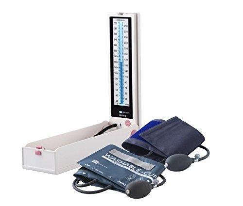 ケンツメディコ 水銀レス血圧計 KM-380II (卓上型) ウォッシャブルカフ仕様0380B1018-5780-11【smtb-s】