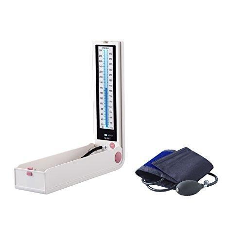 ケンツメディコ 水銀レス血圧計 KM-380II (卓上型) 綿カフ仕様0380B1118-5780-12【smtb-s】
