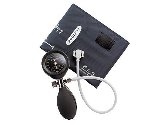 ウェルチ・アレン アネロイド血圧計[デュラショック・バンド型] DS55-01-189 ブラックDS55-01-1890-6794-16【smtb-s】
