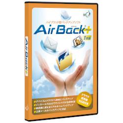 アール・アイ Air Back Plus 1年版[WIN](ABPLUS/1)【smtb-s】