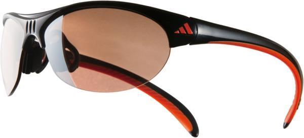adidas GAZELLE L ブラックオレンジ (A123026130)